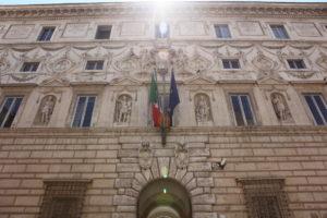 2 Facciata Palazzo Spada