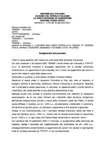 Cass.Civ.Sez.III17352011
